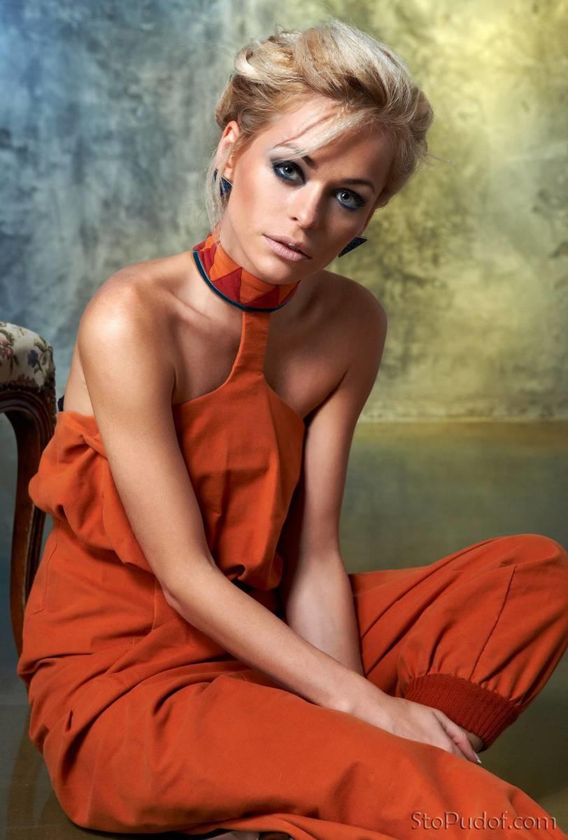 Nackt Anna Khilkevich  Nacktfotos von