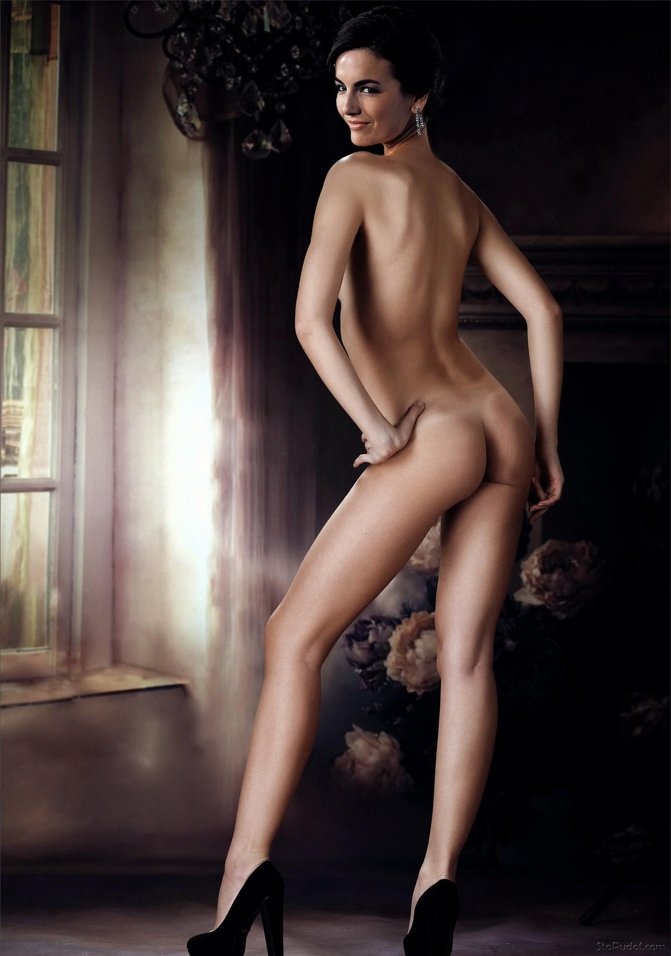 Camille belle nackt