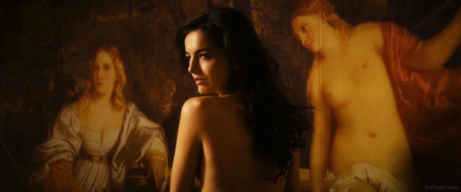 Camilla belle nude fucking with threesome pic