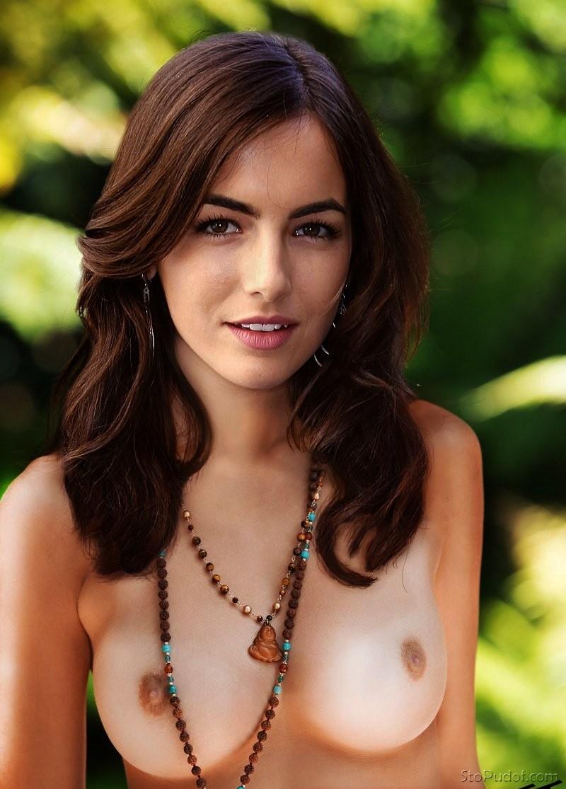 Camilla belle celebrities nude