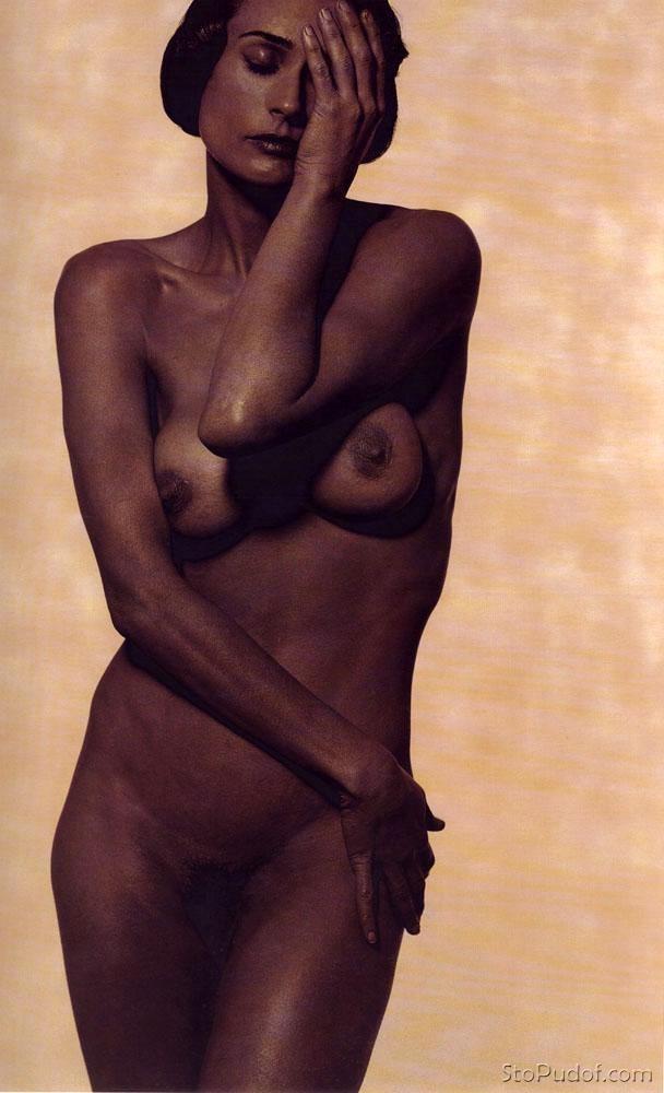 Demi moore nude pics thefappening