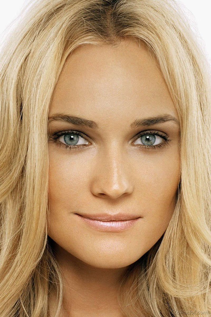 For that Diane kruger young naked all