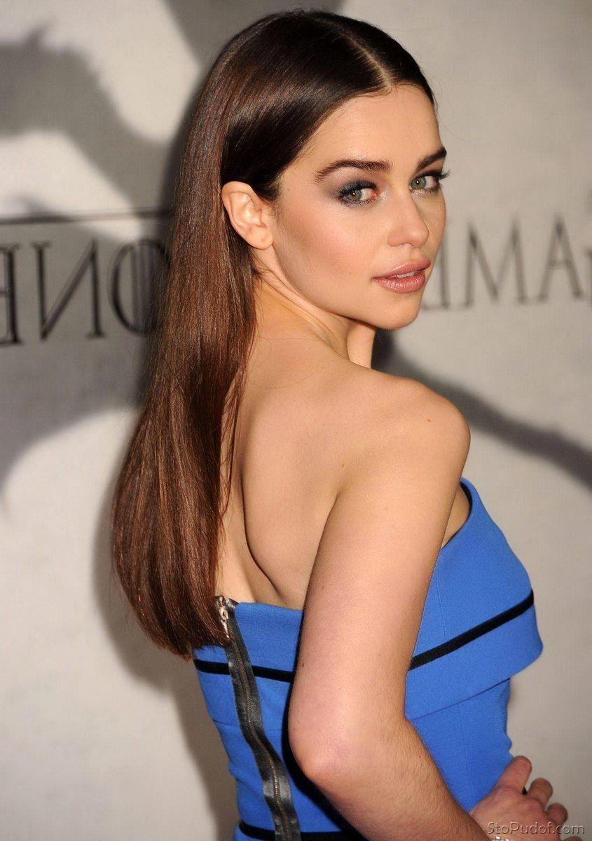 Emilia Clarke Nude Pics 2018