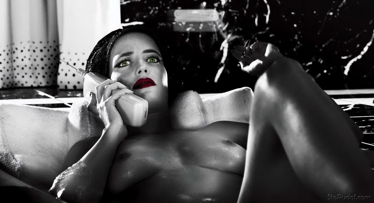 Eva Green nude photo leak photos - UkPhotoSafari