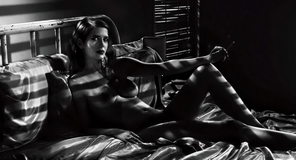 Eva Green nude photos hacked - UkPhotoSafari