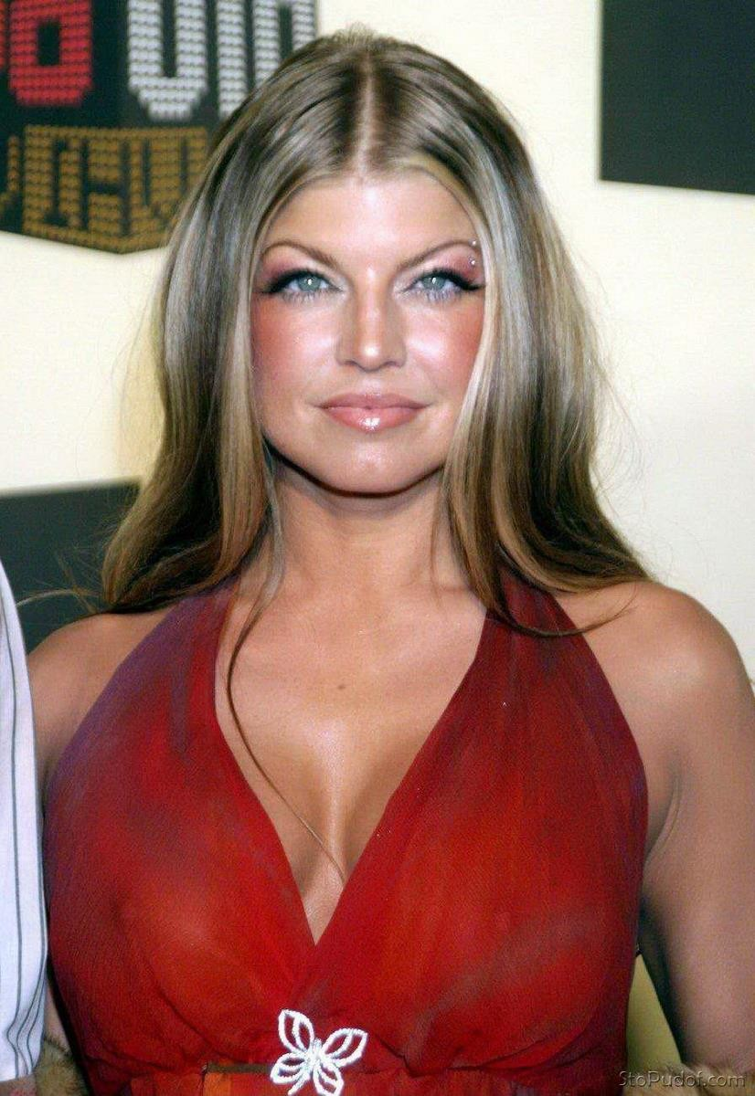 Naked pictures of fergie