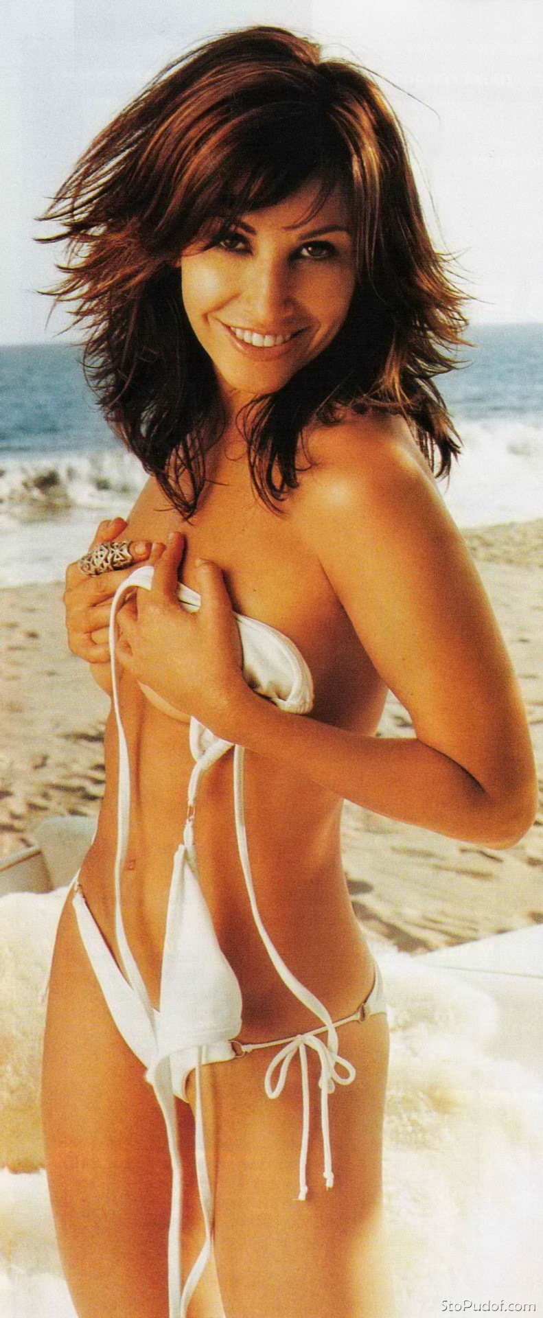 For Gina gershon nude real opinion you