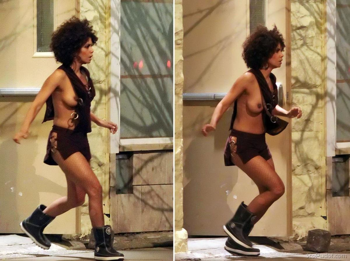 Halle Berry nude photos posted - UkPhotoSafari