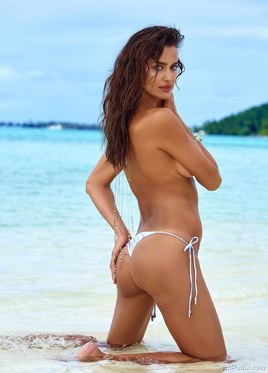Irina Shayk official nude photos - UkPhotoSafari
