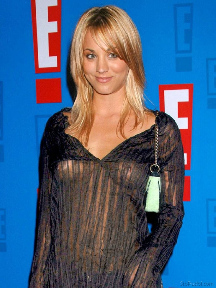Kaley Cuoco nude photo see - UkPhotoSafari