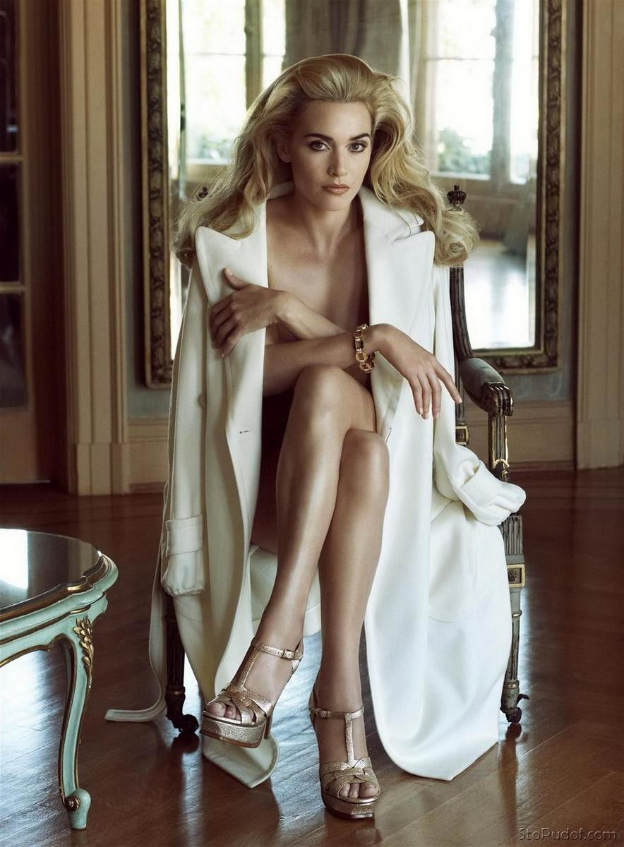 Kate Winslet nude photo view - UkPhotoSafari