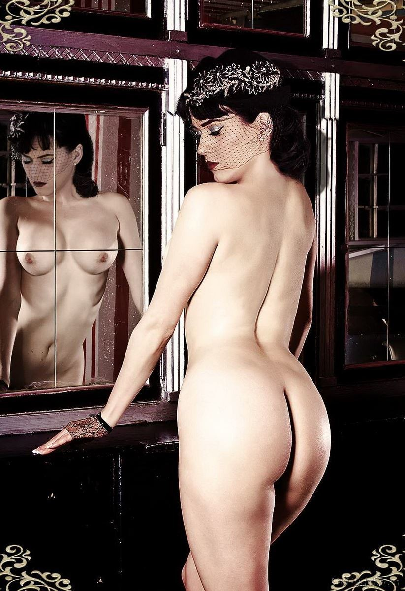 Has katy perry ever been nude
