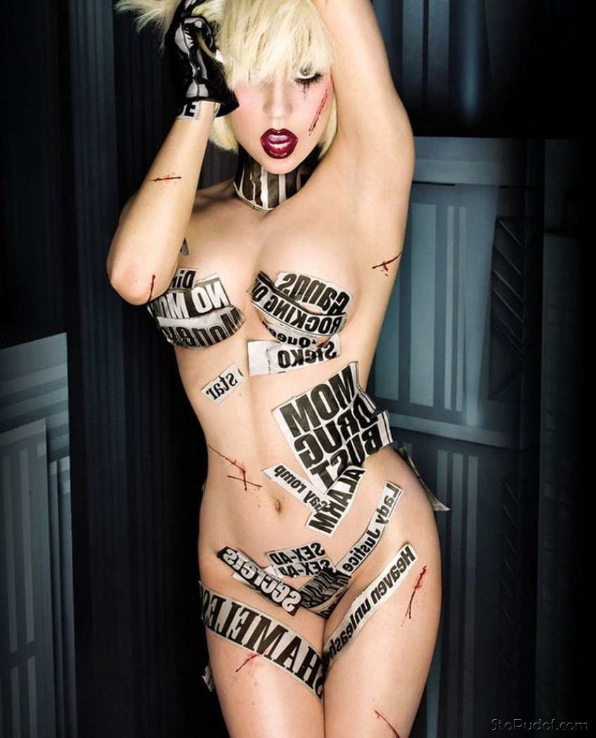 Lady Gaga naked actual pictures - UkPhotoSafari