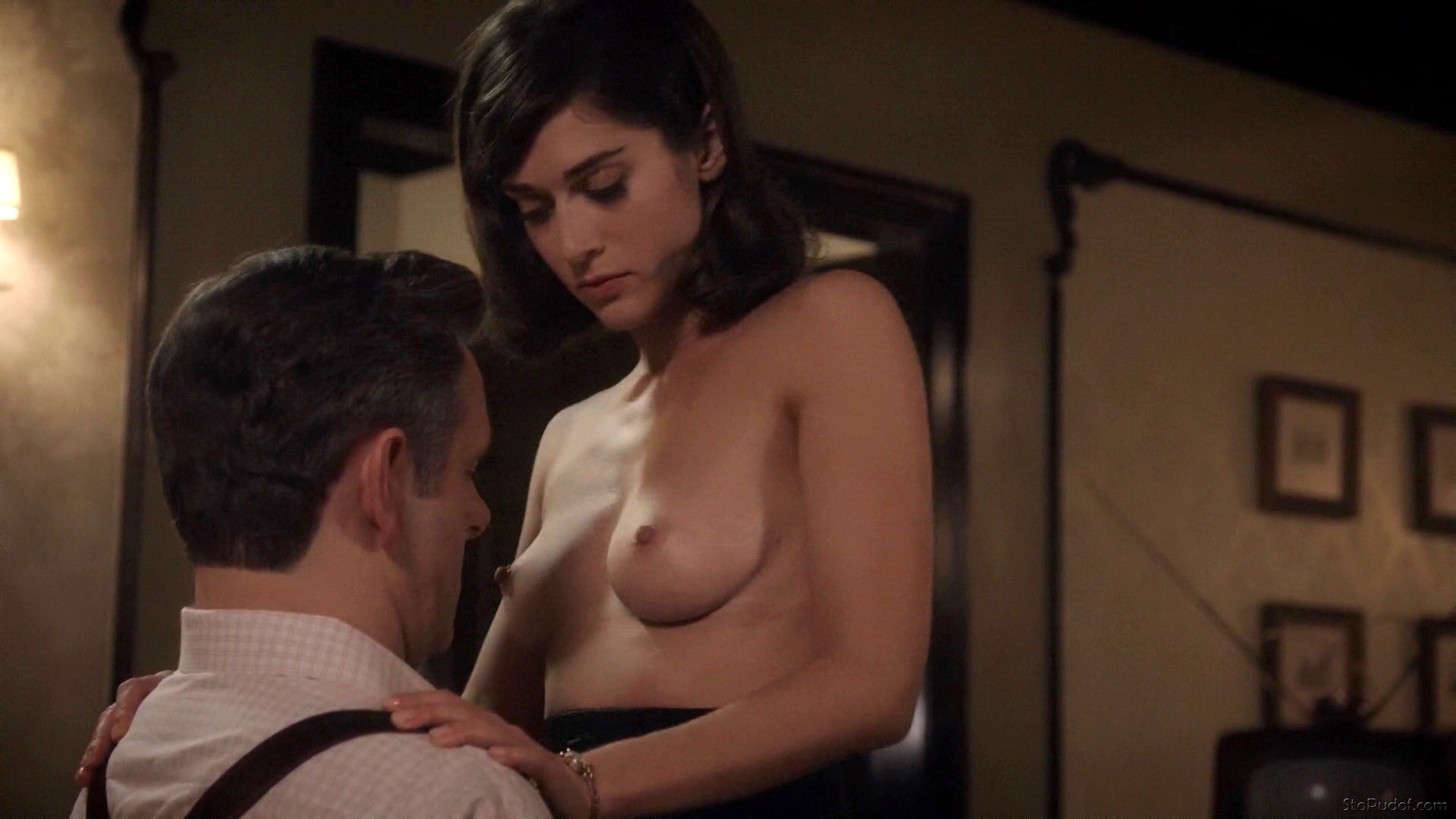 Lizzy caplan nude, topless pictures, playboy photos, sex scene uncensored