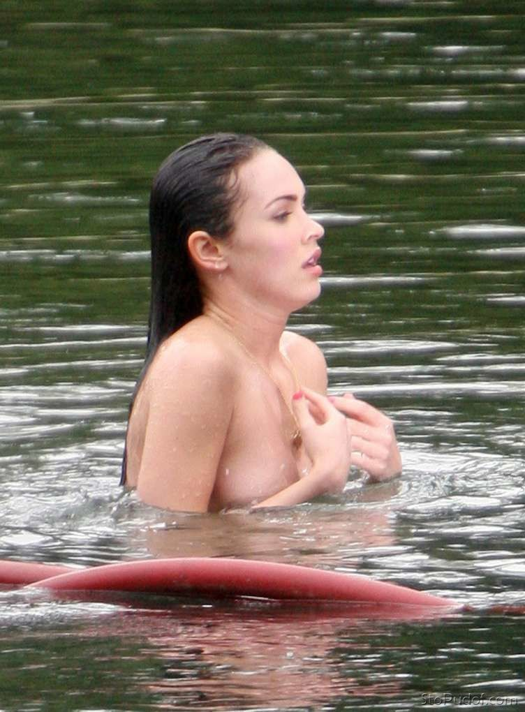 Megan Fox uncensored naked - UkPhotoSafari
