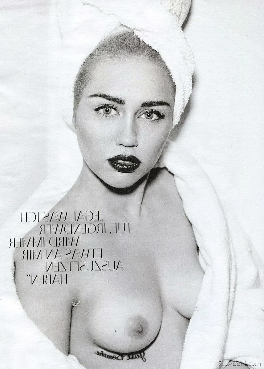 Miley Cyrus video nude - UkPhotoSafari