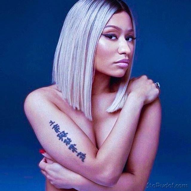 Nicki Minaj naked photo hack - UkPhotoSafari