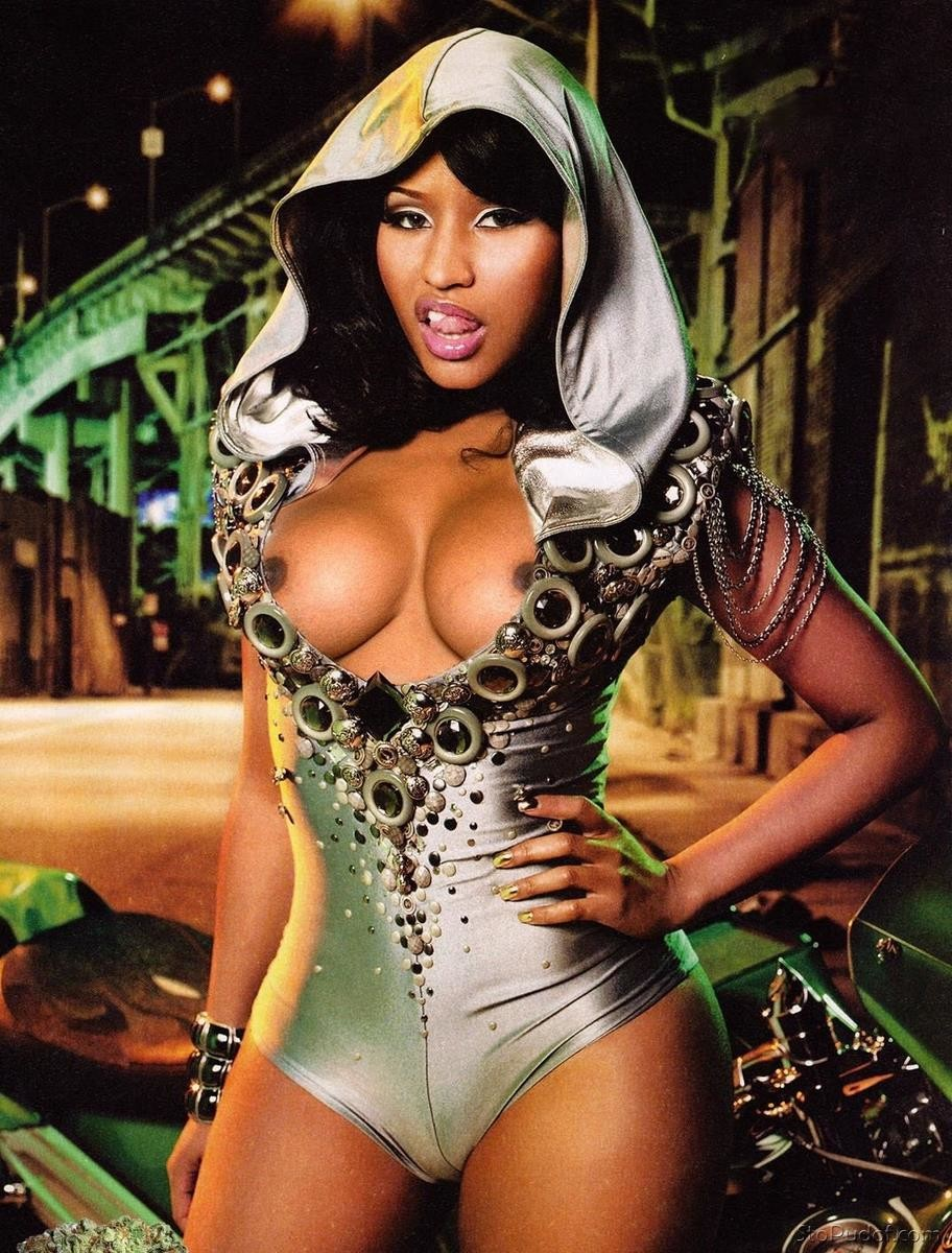 Nicki Minaj nude pics official - UkPhotoSafari