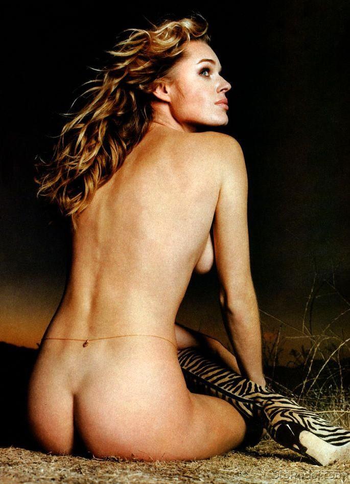 Naked nude Rebecca desnuda romijn