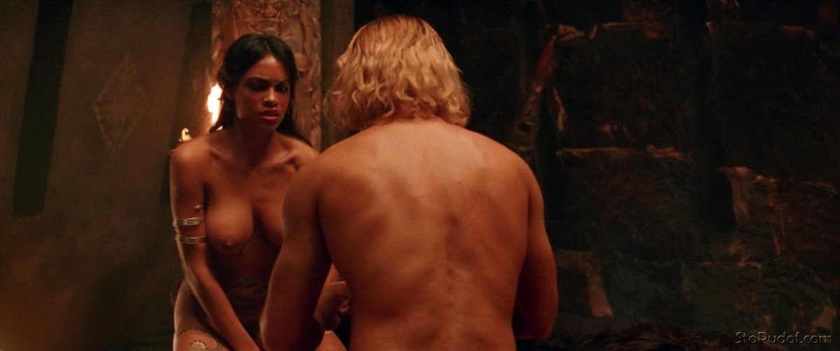 Rosario Dawson nude photo galleries - UkPhotoSafari