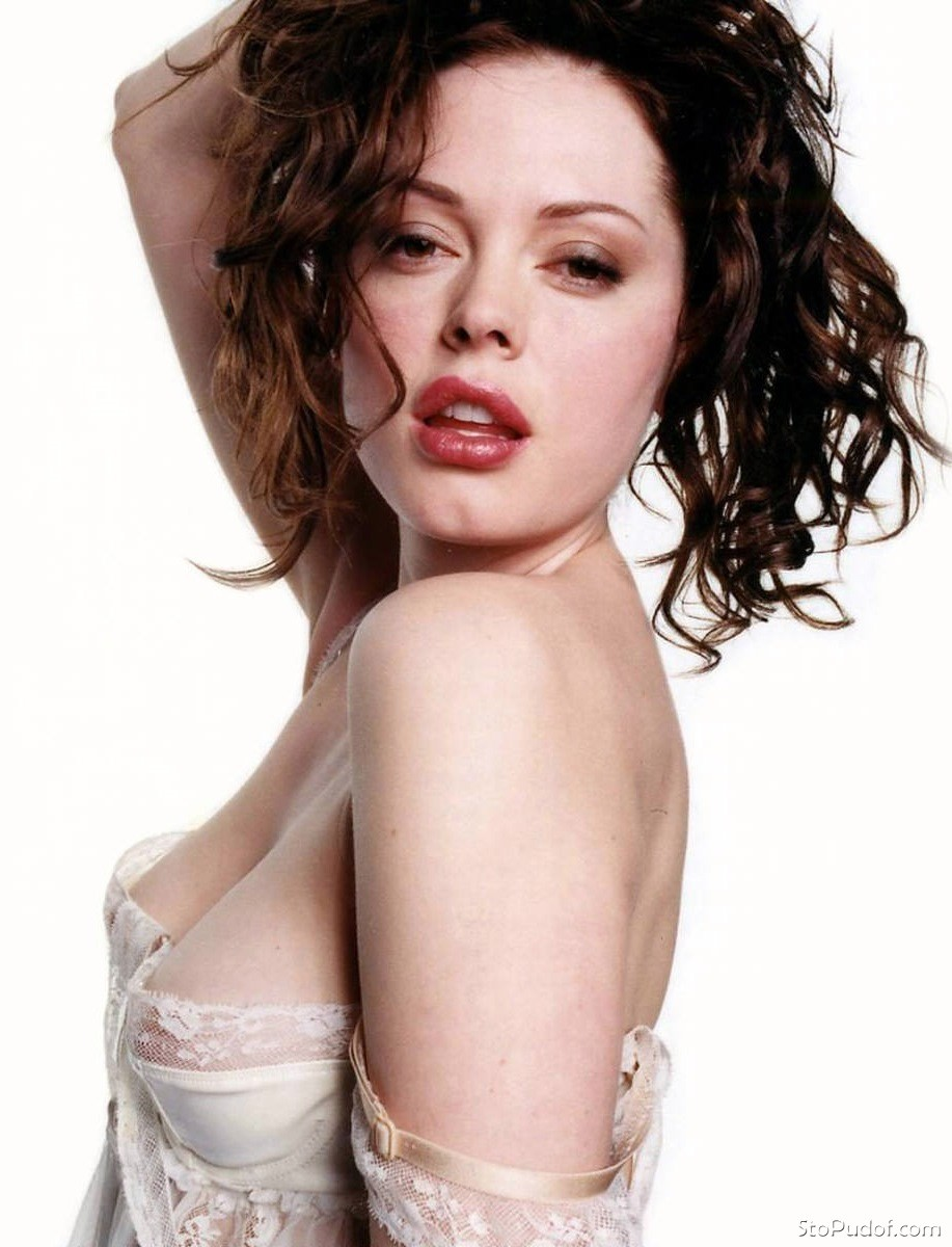 Rose McGowan nude and naked - UkPhotoSafari