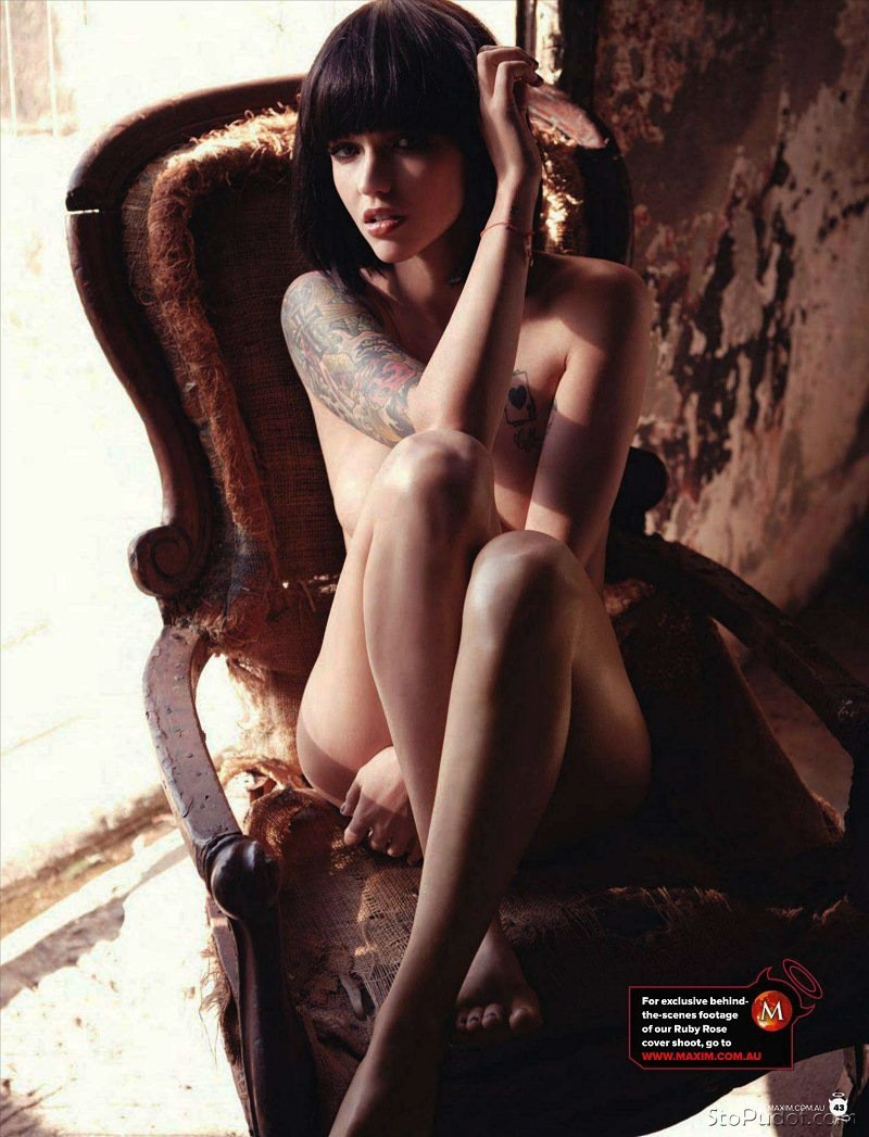 Ruby Rose nude picture leaks - UkPhotoSafari