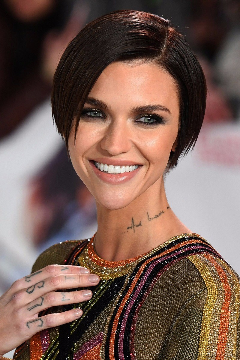 Ruby Rose nude - UkPhotoSafari