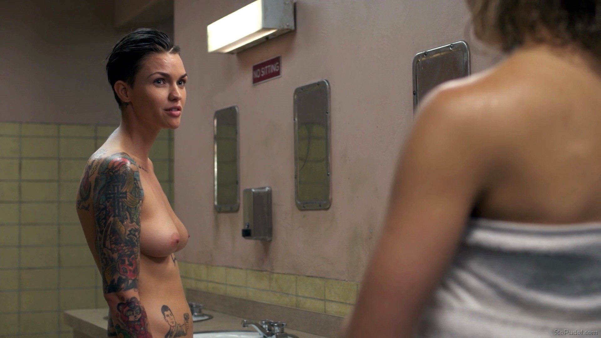 Ruby Rose real nudes - UkPhotoSafari