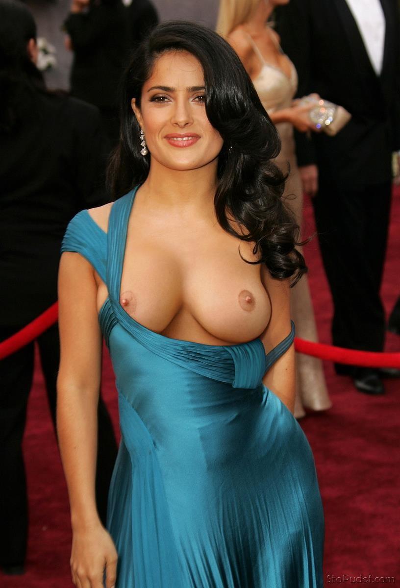 free nude pics of salma hayek