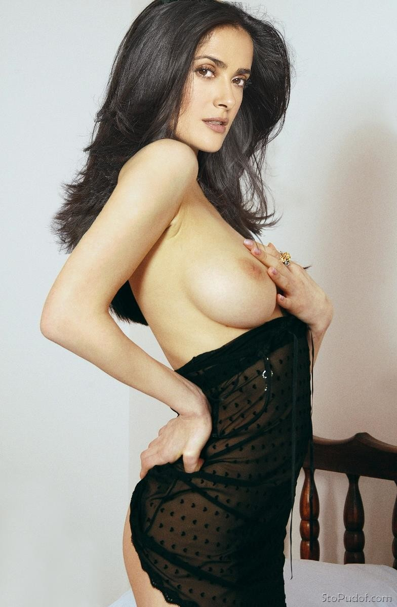 Salma hayek look alike porn #2