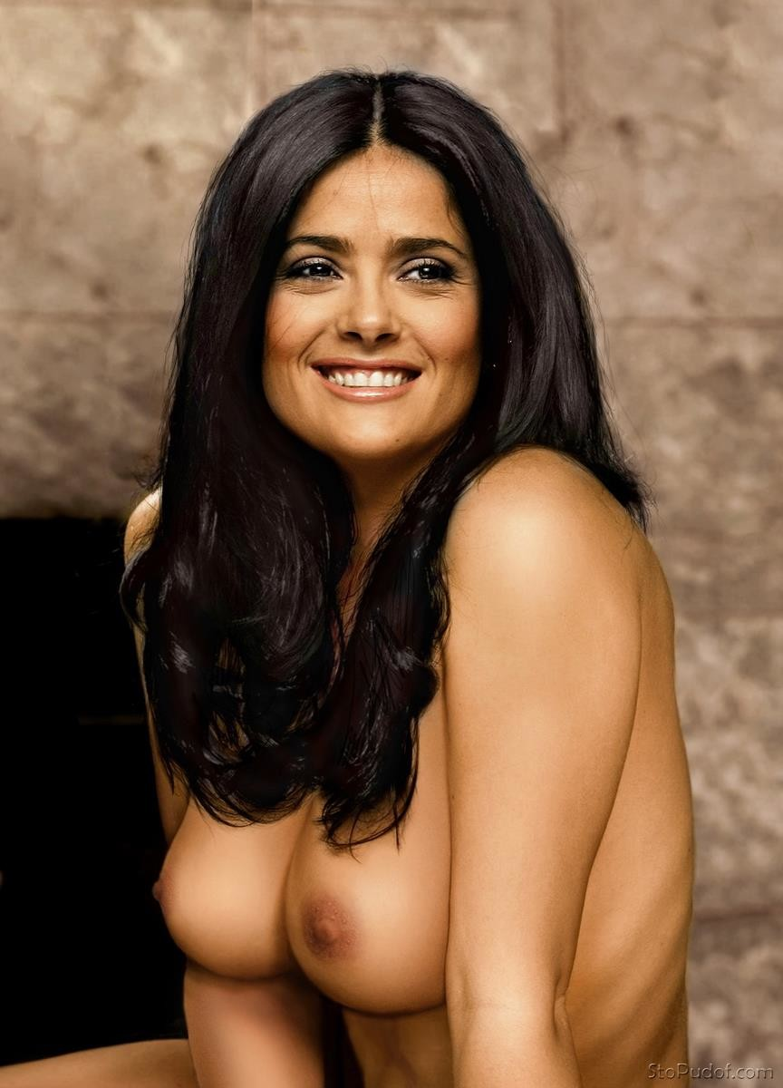 Salma Hayek see naked photos - UkPhotoSafari
