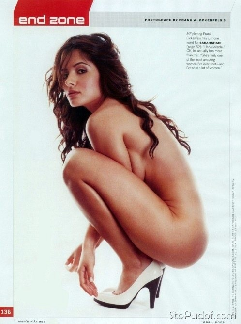 Sarah Shahi nude photo - UkPhotoSafari