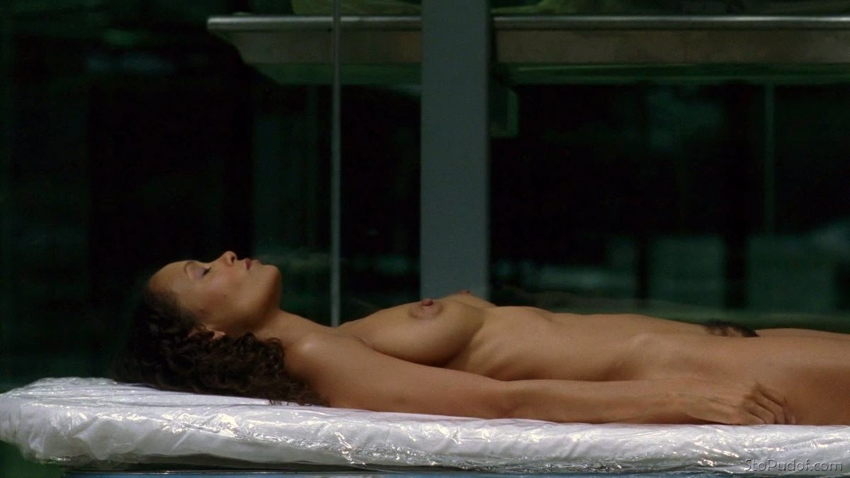 Thandie Newton real naked pic - UkPhotoSafari