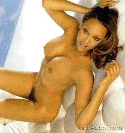 Tyra banks nude celebrity pictures
