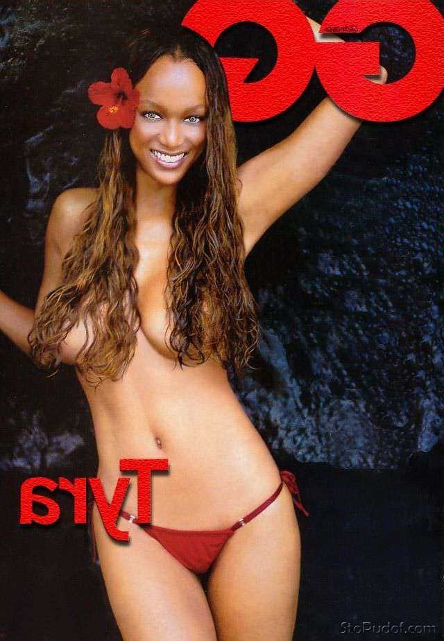 Tyra Banks nude hacked pictures - UkPhotoSafari
