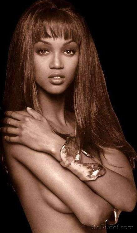 Tyra Banks nude photos unedited - UkPhotoSafari