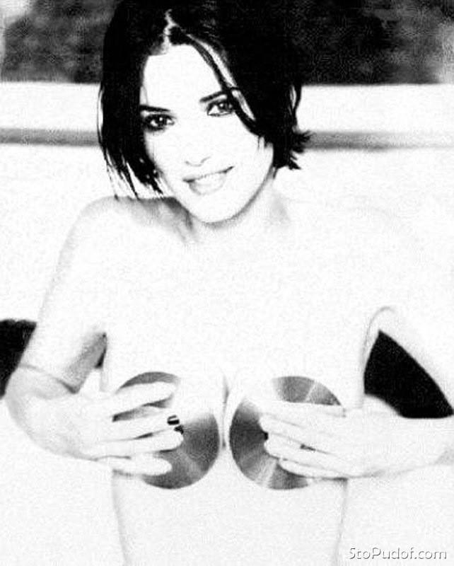 Winona Ryder Nude Photos Sex Scene Pics