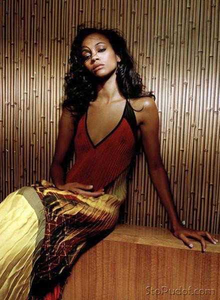 Zoe Saldana photos naked - UkPhotoSafari