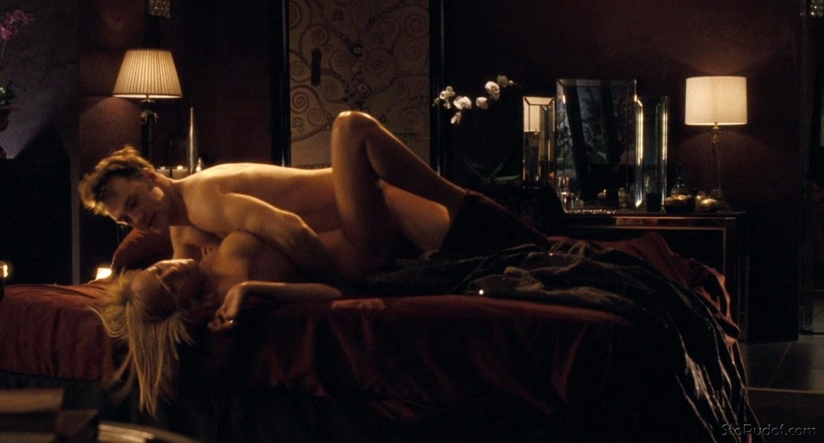 Sharon Den Adel Celeb Nude
