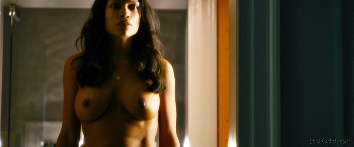 celebrity nude photo Rosario Dawson - UkPhotoSafari