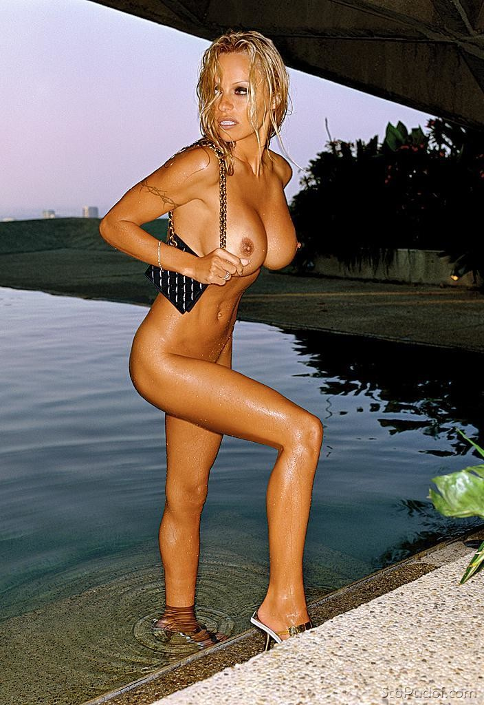 Pamela anderson nude guy — pic 3