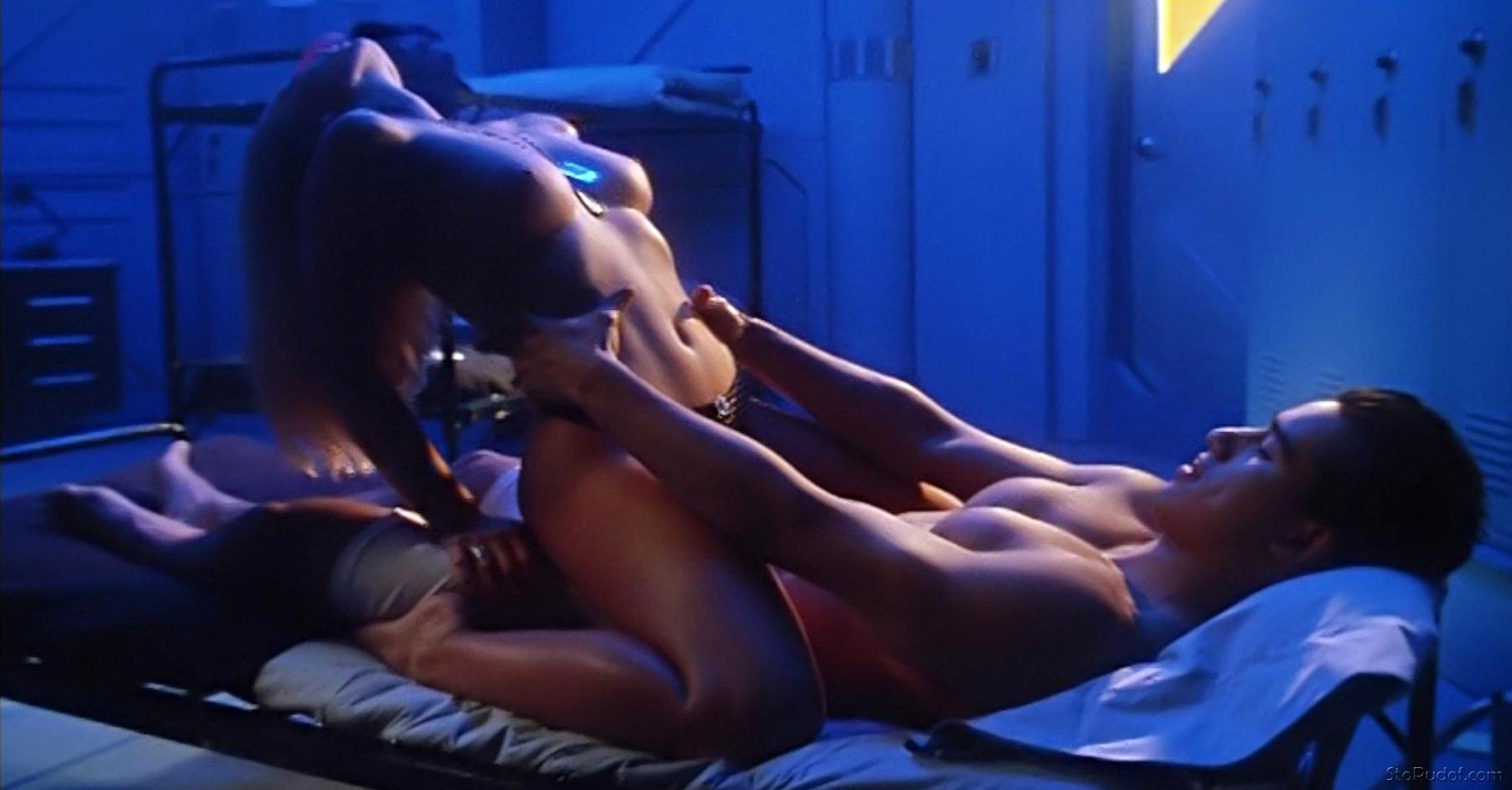 Jaime pressley sex scene think