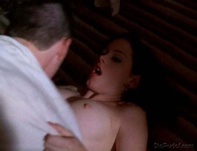 hacked nude pictures Rose McGowan - UkPhotoSafari