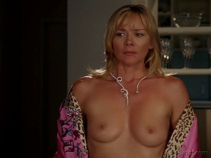 images of Kim Cattrall nude - UkPhotoSafari