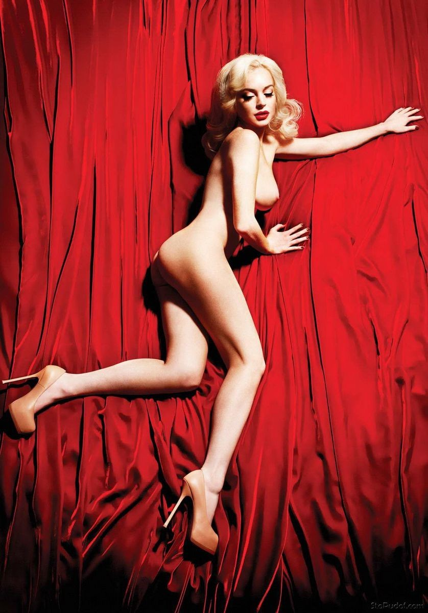 leaked Lindsay Lohan nude pics uncensored - UkPhotoSafari