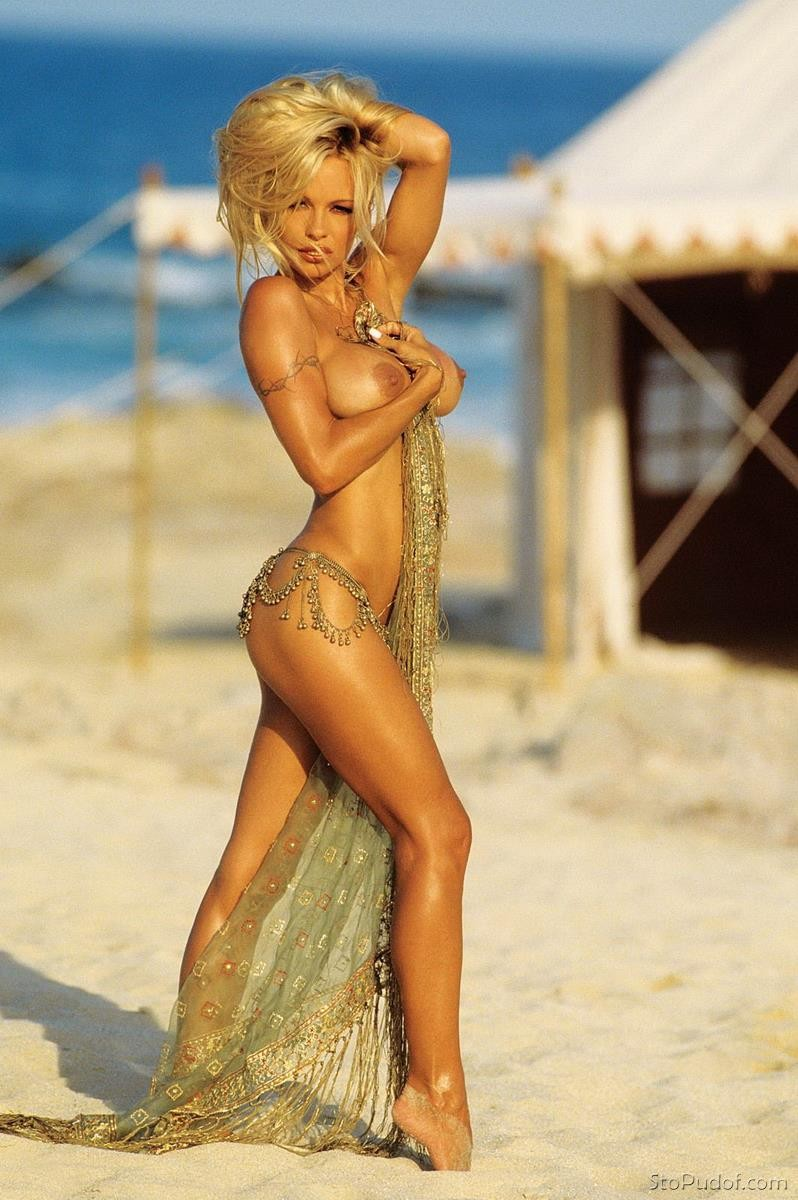 leaked naked images of Pamela Anderson - UkPhotoSafari