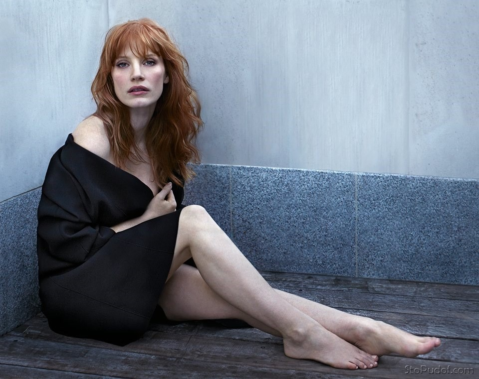 leaked naked pictures of Jessica Chastain - UkPhotoSafari
