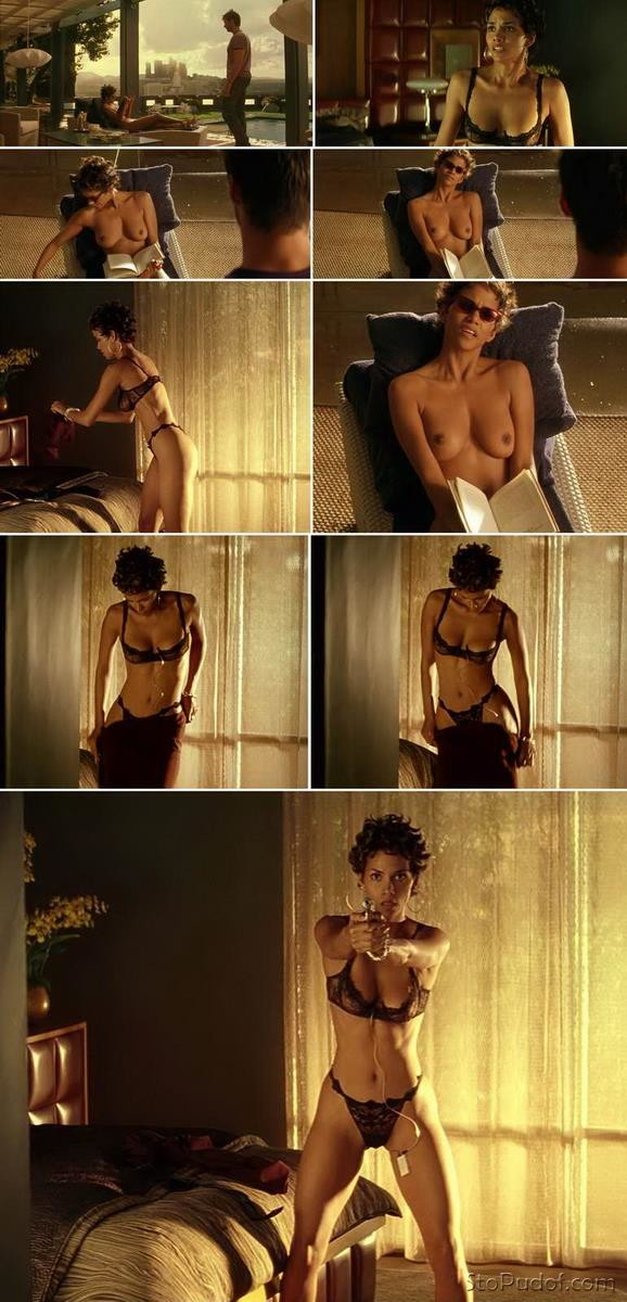 leaked nude photo of Halle Berry - UkPhotoSafari