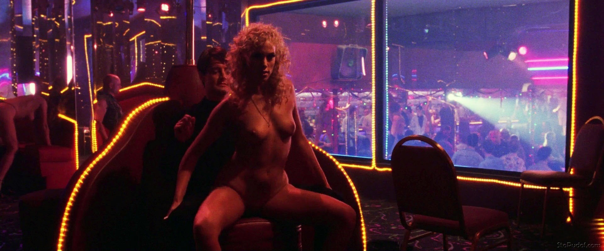 showgirls star berkley nude