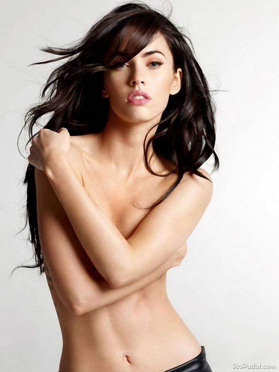 Megan fox fake nude